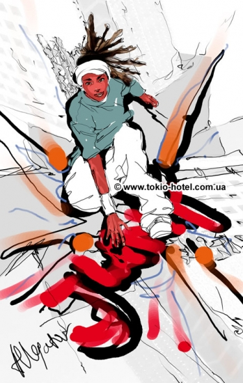 Tom Kaulitz par allegator